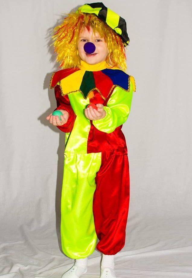 клоун 3