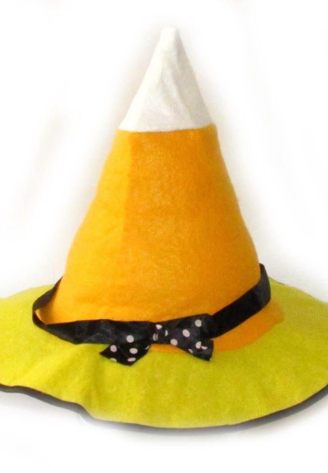 шляпа желтая