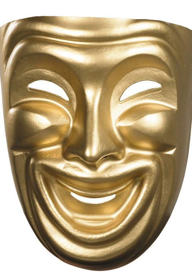 маска веселья